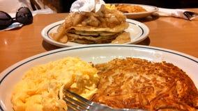 Comida de desayuno Fotos de archivo