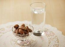 Comida de Iftar foto de archivo libre de regalías