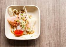 Comida de Japanise Imagen de archivo libre de regalías