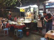 Comida de la calle Fotos de archivo libres de regalías