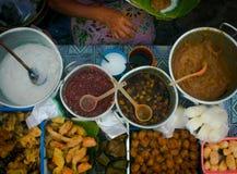 Comida de la calle Imagen de archivo libre de regalías