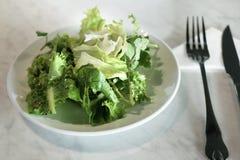 Comida de la ensalada Foto de archivo