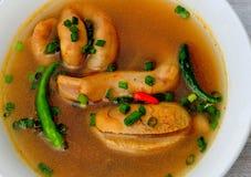 Comida de las Filipinas, sopa número 5, Foto de archivo