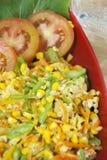 Comida de las verduras Imagenes de archivo