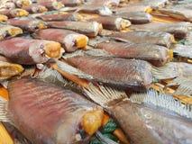 Comida de pescados Fotografía de archivo