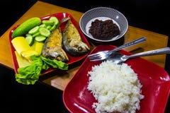 comida de Tailandia Foto de archivo libre de regalías