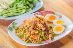 comida de Tailandia Fotos de archivo