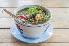 comida de Tailandia Imágenes de archivo libres de regalías