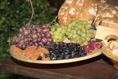 comida del bodegon Imagenes de archivo