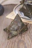 Comida del chino tradicional - bolas de masa hervida del arroz Imagen de archivo libre de regalías
