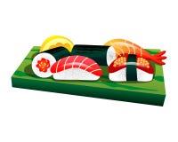 Comida del sushi Imagen de archivo
