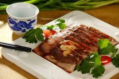 Comida deliciosa china Fotos de archivo