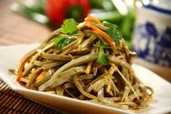 Comida deliciosa china Imágenes de archivo libres de regalías