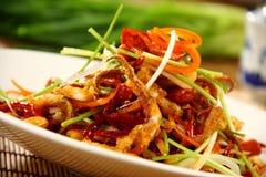 Comida deliciosa china Imagen de archivo