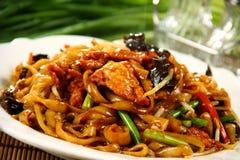 Comida deliciosa china Foto de archivo libre de regalías