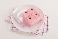 Comida dulce de la torta de Sali Fotos de archivo libres de regalías