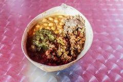 Comida en Guyana imagen de archivo