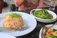 Comida en Koh Samui Fotografía de archivo