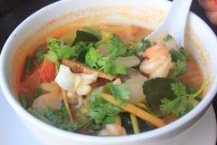 Comida en Koh Samui Fotos de archivo