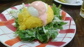 Comida en Perú foto de archivo libre de regalías