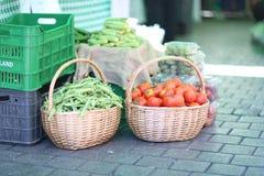 Comida fresca de Líbano Fotografía de archivo libre de regalías