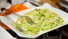 Comida fresca 8 de la foto de la comida fría del restaurante Foto de archivo libre de regalías