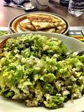 ¡Comida griega! Fotos de archivo libres de regalías