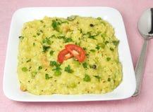 Comida india Pongal Imagenes de archivo