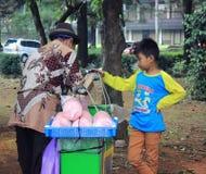 Comida indonesia Foto de archivo libre de regalías