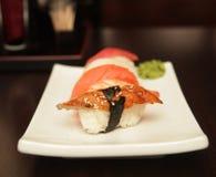 Comida japonesa. Fotos de archivo libres de regalías