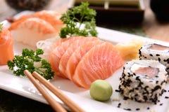 Comida japonesa Foto de archivo libre de regalías