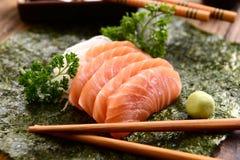 Comida japonesa Fotos de archivo libres de regalías