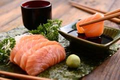 Comida japonesa Imagen de archivo