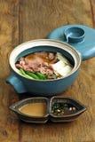 Comida japonesa 1 Foto de archivo libre de regalías