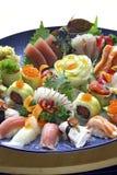 Comida japonesa 1 Fotos de archivo