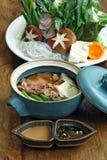 Comida japonesa 1 Imagen de archivo libre de regalías