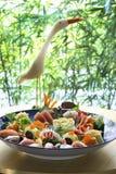 Comida japonesa 1 Foto de archivo