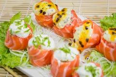 Comida japonesa Joe Fruit Imágenes de archivo libres de regalías