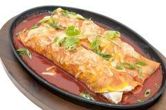 Comida mexicana Foto de archivo libre de regalías