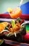 Comida mexicana 6 Fotos de archivo libres de regalías