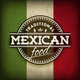 Comida mexicana Imagen de archivo
