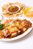 Comida mexicana Fotografía de archivo libre de regalías
