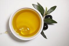 Comida - Olive Oil fotos de archivo