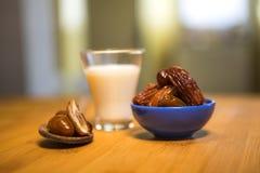 Comida oriental para el período del Ramadán