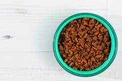 Comida preparada de los animales domésticos Fotografía de archivo libre de regalías