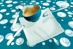 Comida psicodélica Imagen de archivo libre de regalías