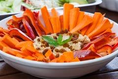 Comida sana del vegano Fotos de archivo