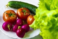 Comida sana, sana, fruta y verdura Imagen de archivo