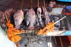 Comida tailandesa Imagen de archivo