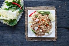 Comida tailandesa del aperitivo llamada Imagenes de archivo